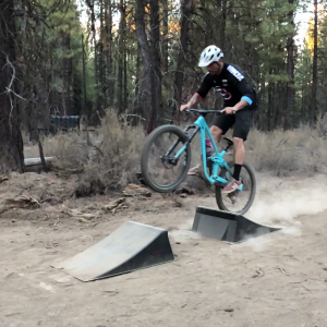 8 Key Steps to Jumping Your Mountain Bike