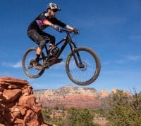 Jeremiah sends a drop in Sedona